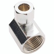 Plumb Pak PP75PCLF 3/8 Inch Fip By 3/8 Inch Od Angle Connectors
