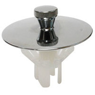 Plumb Pak K826-37 Stopper Bath Tub W/Hair Catch