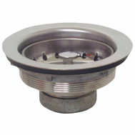 Plumb Pak PP20208 Stainless Steel Sink Strainer Assembly