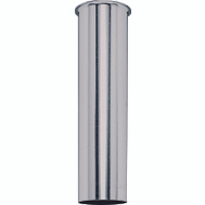 Plumb Pak PP20209 Sink Tailpiece Polished Chrome Flanged 1 1/2 By 6 Inch
