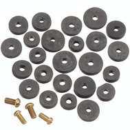 Plumb Pak PP20520 Flat Faucet Washers And Screws