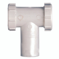 Plumb Pak PP20667 1 1/2 Inch Pvc Center Outlet Waste Tees