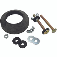 Plumb Pak PP830-34 Tank To Bowl Assembly Kit With Gasket