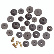 Plumb Pak PP805-21 Faucet Beveled Washer And Screw Assorted