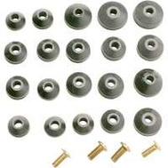 Plumb Pak PP805-22 Faucet Washers And Screws 20 Piece Assorted