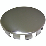 Plumb Pak PP815-11 1-1/2 Inch Stainless Steel Snap-In Sink Hole Cover