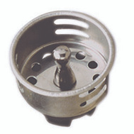 Plumb Pak PP820-30 1-1/2 Inch Strainer Basket With Post
