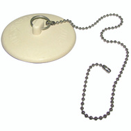 Plumb Pak PP820-43 1 1/2 To 2 Inch Drain Stopper With Chain