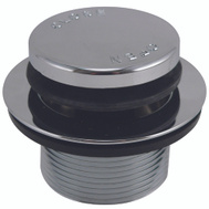 Plumb Pak PP826-20 Bath Drain Strainer Pushbutton