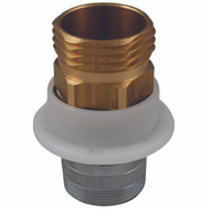 Plumb Pak PP850-17 Adapter To Connect A Personal Shower To A Kitchen Or Bath Faucet