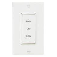 Air Vent 58030 2 Speed Wall Switch