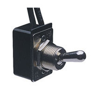 Calterm 41720 Metal Toggle Switch With Leads