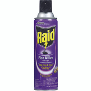 SC Johnson 51656 Raid 16 Ounce Flea Killer