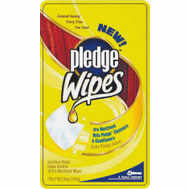 Pledge 72807 Lemon Wipes