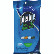 Pledge 21462 25 Ct Multi Wipes