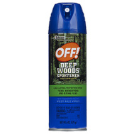 Off 61851 Deep Woods Off 6 Ounce Deep Wood Repellant