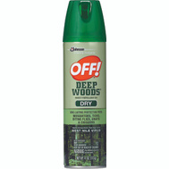 SC Johnson 71764 Off Rplnt Deep Woods Off Dry 4 Ounce