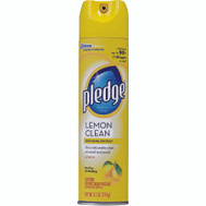 Pledge 72372 Polish Furn Lemon Clean 9.7 Oz