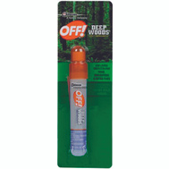 SC Johnson 75397 Deep Woods Off Repel Bug Spritz W/Deet 0.5 Ounce