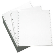 Domtar Paper 951047 9 1/2 White 20 Pound Comppaper