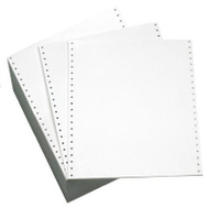 Domtar Paper 951028 9 1/2 White 18 Pound Comppaper