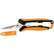 Fiskars 399250-1001 Curved Pruning Snips 2 By 6-3/4 Inch