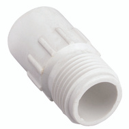 Orbit Irrigation 53362 Watermaster 3/4 Inch Mht By 1/2 Inch Slip Pvc Fitting