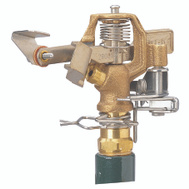 Orbit Irrigation 55032 Watermaster 1/2 Inch Brass Impact Sprinkler
