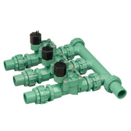 Orbit Irrigation 57253 Watermaster Three Valve Pre Assembled Manifold