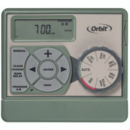 Orbit Irrigation 57594 Watermaster Four Station Standard Indoor Timer