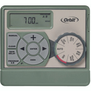 Orbit Irrigation 57596 Watermaster 6 Station Indoor Timer