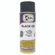Kel 57300 Black Oil - Sets To Grease Black 11-1/4 Ounce