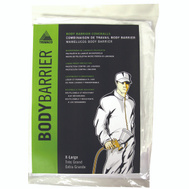 Trimaco 09955 Body Barrier Painting Coverall Lightduty No Hood Extra Large