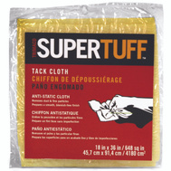 Trimaco 10524 / 10501 Supertuff Tack Cloth Anti Static 18 Inch By 36 Inch