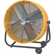 Ventamatic BF24TF Maxxair Fan Barrel 1/4Hp 24In Yellow