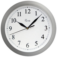 La Crosse 25206 10 Inch QTZ Wall Clock