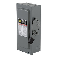 Square D D222NCP 60 Amp Gd Safe Switch
