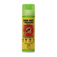 XSpray 52101 Time Out Eco Friendly Roach And Ant Spray 13 Ounce Aerosol American Brand