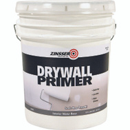 Zinsser 01500 White Drywall Primer Water Based 5 Gallon