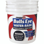 Zinsser 02240 Bulls Eye Interior Primer 5 Gallon Water Based
