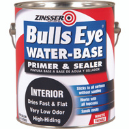 Zinsser 02241 Bulls Eye Interior Primer Gallon Water Based