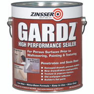 Zinsser 02301 Gardz Clear Problem Surface Sealer Gallon Water Based