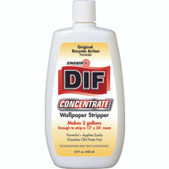 Zinsser 02422 DIF Concentrate Enzyme Action Wallpaper Stripper 22 Ounce