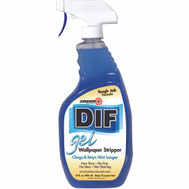 Zinsser 02468 DIF Gel Ready To Use Wallpaper Stripper 22 Ounce Trigger Spray