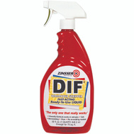 Zinsser 02486 DIF Fast Acting Ready To Use Wallpaper Stripper 32 Ounce Trigger Spray
