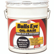 Zinsser 03540 Bulls Eye Oil-Base Primer 5 Gallon