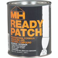 Zinsser 04424 Ready Patch Professional Formula Quart Spackling & Patching Compound