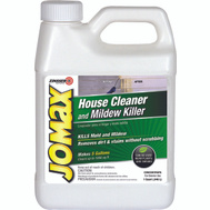 Jomax 60104 House Cleaner And Mildewcide Concentrate Quart