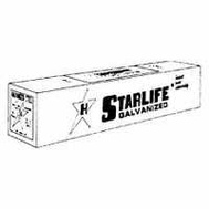 Saint Gobain FCS9635-M StarLife 36 By 100 Foot Galvanized Steel Screen Wire