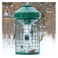 Woodlink 24055 Heavy Duty Wire Caged Bird Seed Feeder